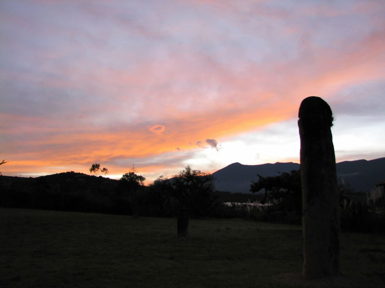 Archeological-Park-Infiernito-in-Villa-de-Leyva. Colombian Highlands Tours