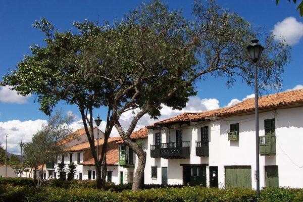 Antonio Nariño Park -Historical-Center-of-Villa-de-Leyva