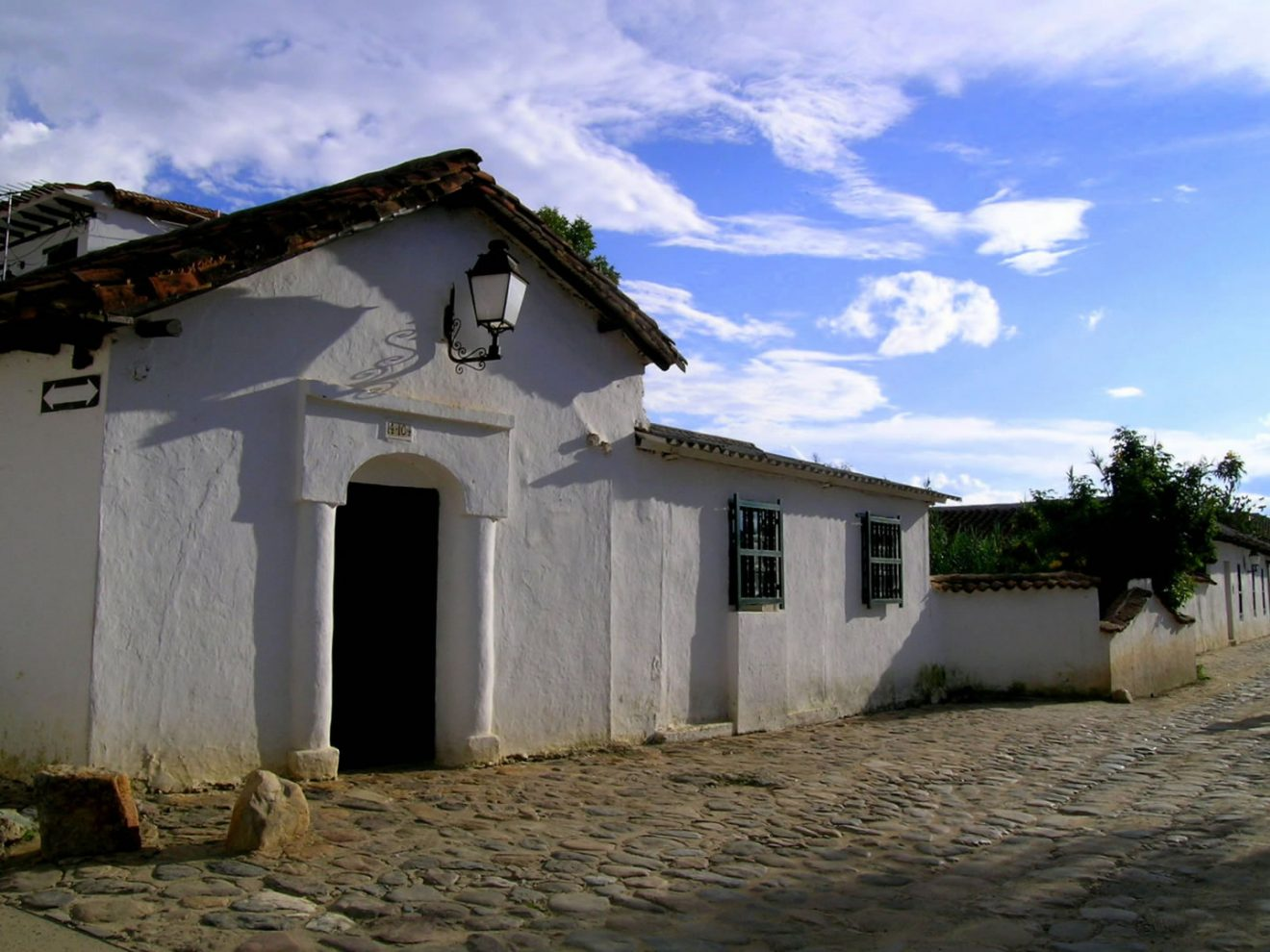 -Historical-Center-of-Villa-de-Leyva, Colombian Highlands