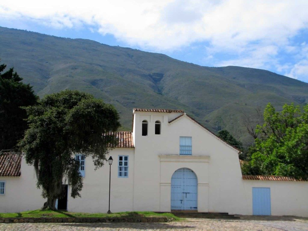 Claustro de San Aguistín, Humboldt Institute, Villa de Leyva. North-East-Andes-with-Colombian-Highlands-