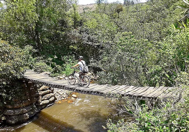 Bike Tours in Colombia, Villa de Leyva (3)