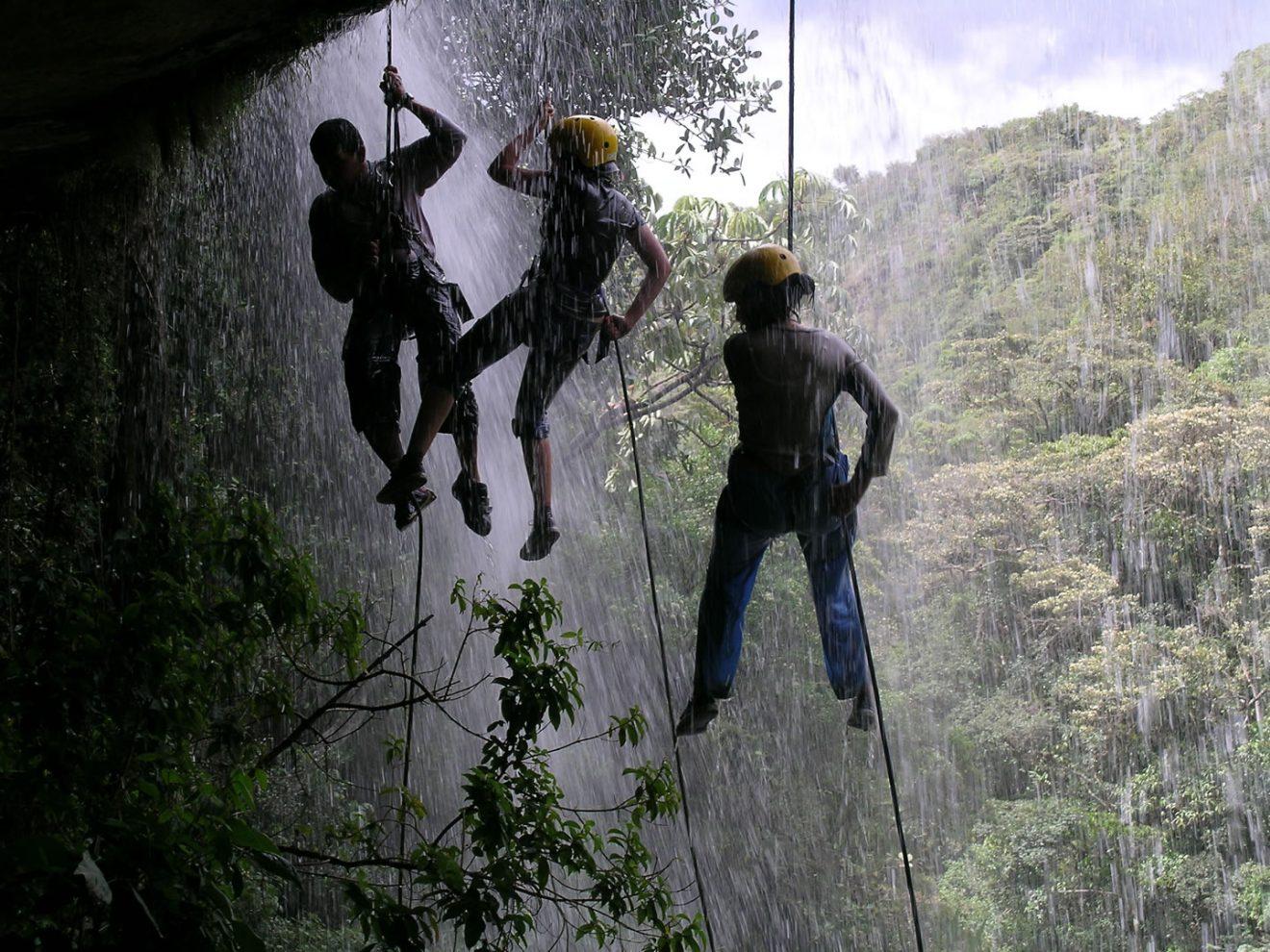 Canyoning-in-Sorocotá-Waterfall-in-Villa-de-Leyva-22