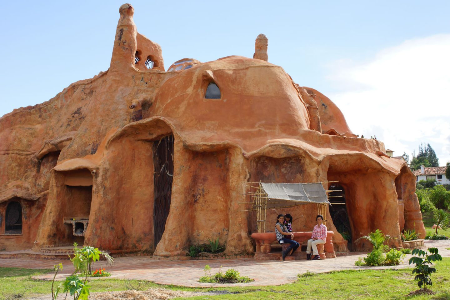 Clay-House-in-Villa-de-Leyva