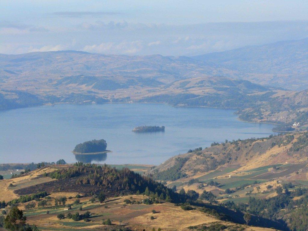 Tota Lake, Aquitania, Boyacá. Ecotours-with-Colombian-Highlands-3