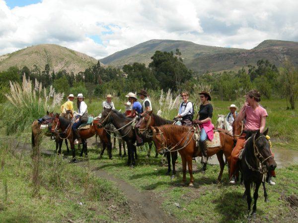 Horse Backriding at Villa de Leyva, Desert (6)