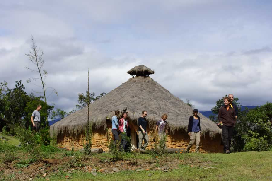 Maloka at Arca Verde, Gachantiva. Mountain-Trips-with-Colombian-Highlands-28