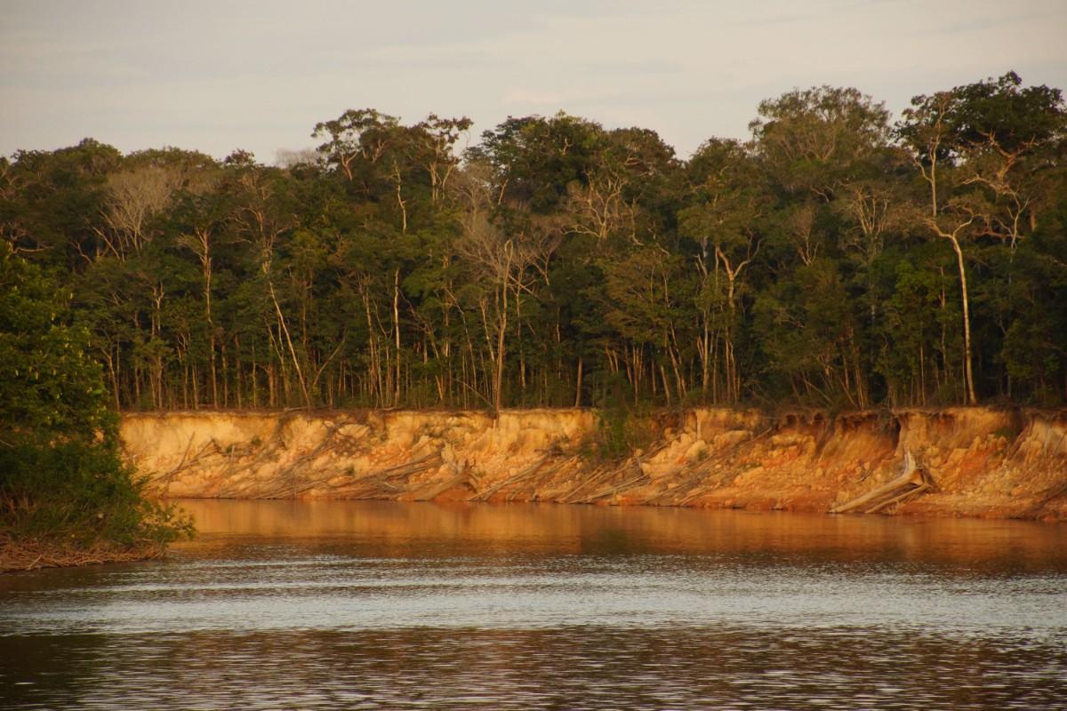 Caño Bocón, Guainia Colombia