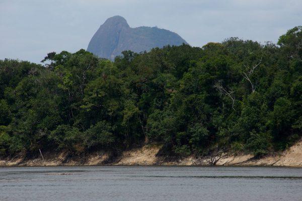 Inirida River, Guainia Colombia