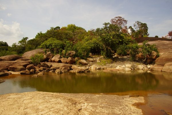 Inirida River, near Torrent of Zamuro, Guainia, Colombia