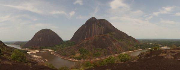 Cerros de Mavecure, Guainia Colombia, Tour with Colombian Highlands