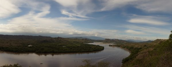 Represa de Betanía, Colombia Andes del Sur