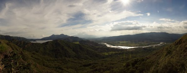 Betanía Dam, Huila Colombia