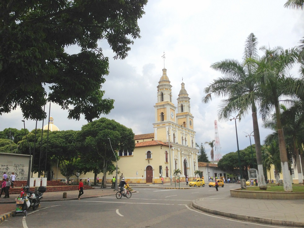 Bucaramanga City Center. Tour Colombia (3)
