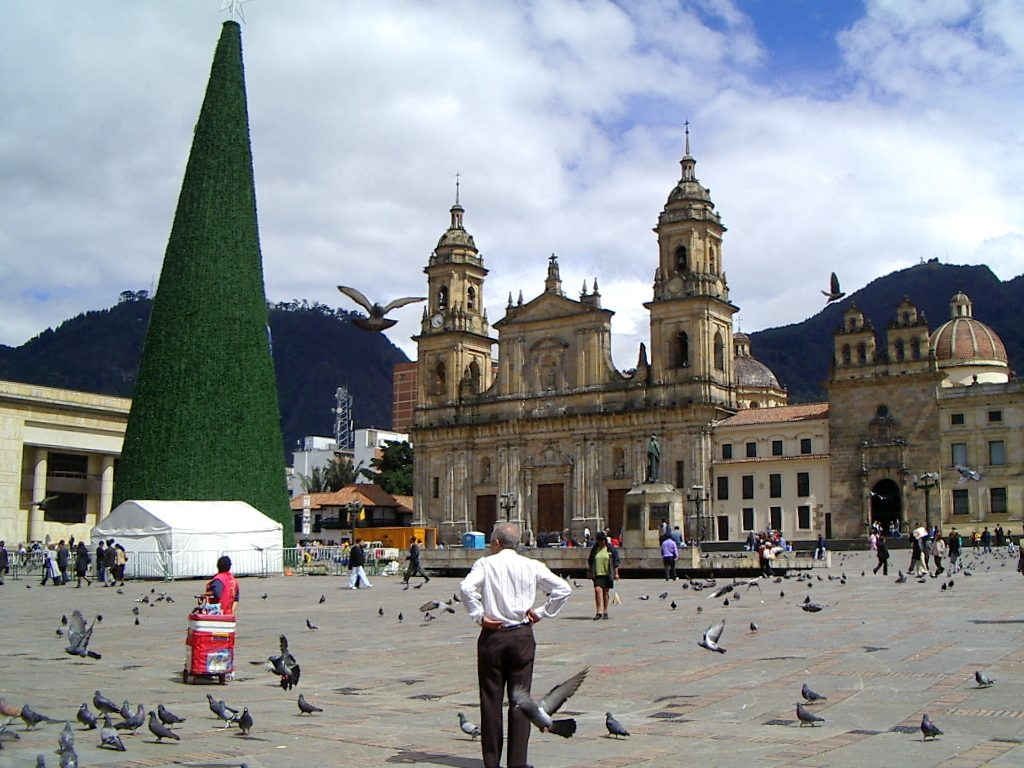 City tour in Bogotá. Colombian Highlands. Tour Colombia (18)