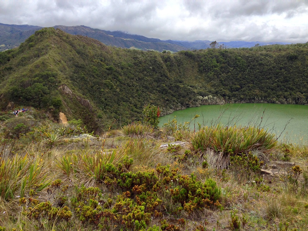 Guatavita Lake, Tour Colombia. Transfers of Colombian Highlands (1)