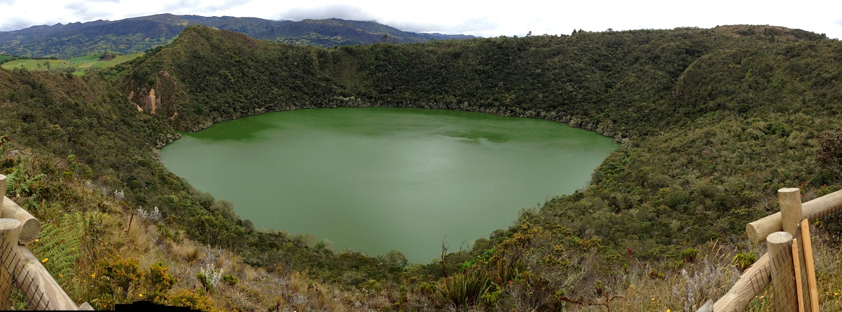 Guatavita Lake, Tour Colombia. Transfers of Colombian Highlands (4)